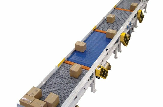 ARB Pallet conveyor