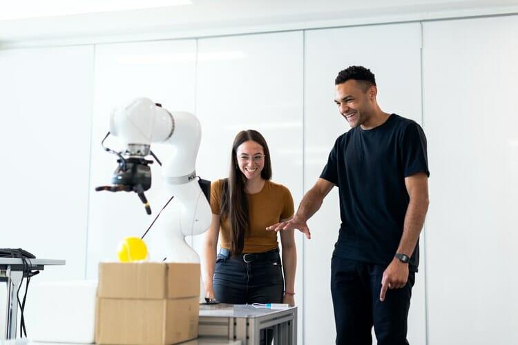 future of industry robotics